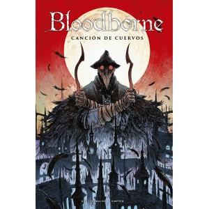 Bloodborne nº 03: Canción de cuervos