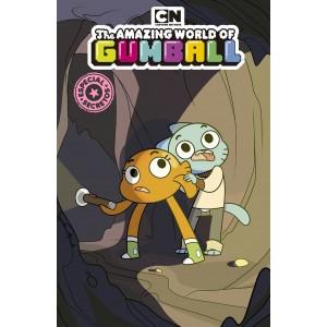 El Asombroso Mundo de Gumball nº 08: Especial Secretos