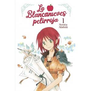 La Blancanieves Pelirroja nº 01