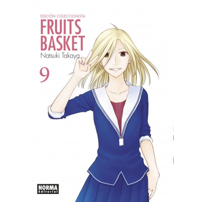 Fruits Basket Edición Coleccionista nº 09
