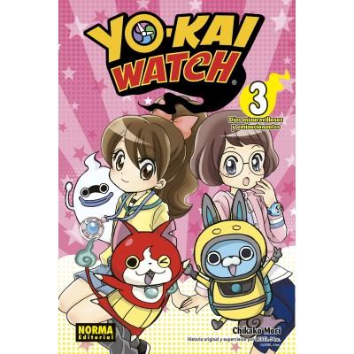 Yo-Kai Watch: Días miauravillosos y emiaucionantes nº 03