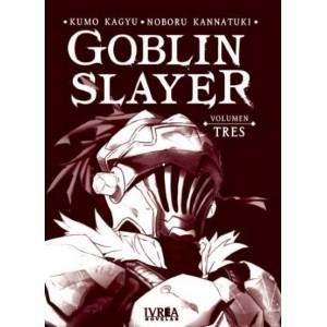 Goblin Slayer Novela nº 03
