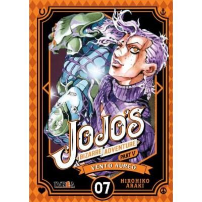 JoJo's Bizarre Adventure Parte 05: Vento Aureo nº 07