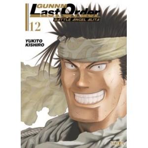 GUNNM: Last Order nº 12