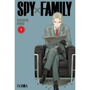 Spy X Family nº 01