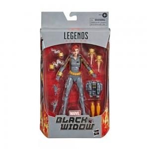 Marvel Legends Black Widow - Black Widow Traje Cómic
