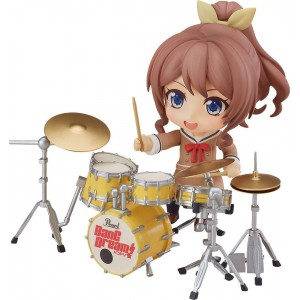 BanG Dream! Girls Band Party! - Nendoroid Saya Yamabuki