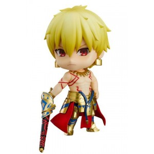 Fate/Grand Order Nendoroid - Archer/Gilgamesh: Third Ascension Ver.