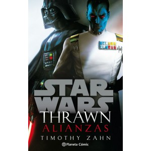 Star Wars: Thrawn Alianzas Novela
