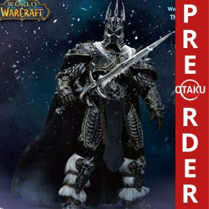 World of Warcraft: Wrath of the Lich King -Arthas Menethil