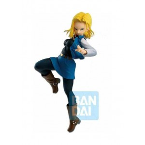 Dragonball Z - The Android Battle Android 18