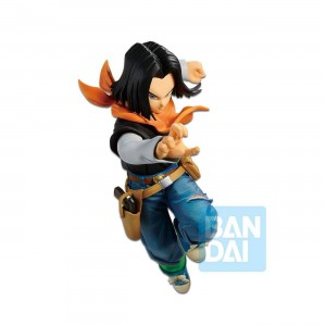 Dragonball Z - The Android Battle Android 17