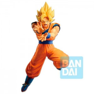 Dragon Ball Z - The Android Battle Super Saiyan Son Goku