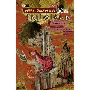 Biblioteca Sandman vol. 0: Obertura