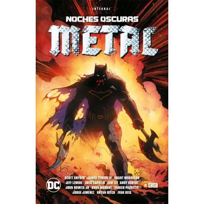 Noches oscuras: Metal (Portada Provisional)