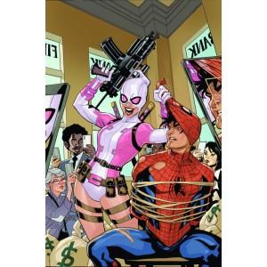 100% Marvel. La Increíble Masacre-Gwen