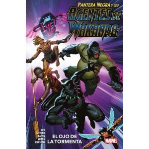 Pantera Negra y los Agentes de Wakanda nº 01