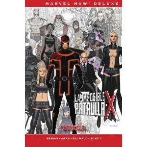 Marvel Now! Deluxe. La Patrulla-X de Brian Michael Bendis nº 07