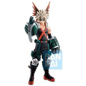 My Hero Academia - Ichibansho Katsuki Bakugo (Fighting Heroes feat. One´s Justice)