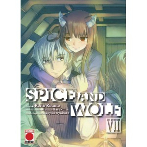 Spice and Wolf nº 07