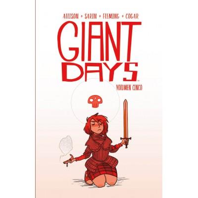 Giant Days nº 05
