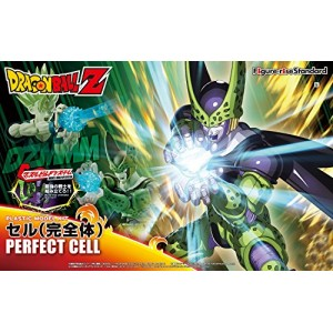 Dragonball Z Plastic Model Figure-rise Standard - Perfect Cell