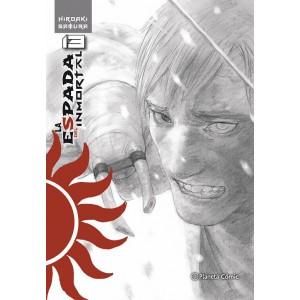 La Espada Del Inmortal Kanzenban nº 13