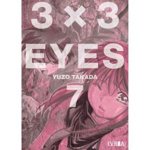3x3 Eyes nº 07