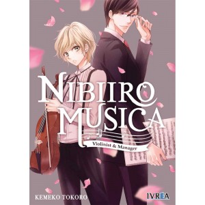 Nibiiro Violinist & Manager