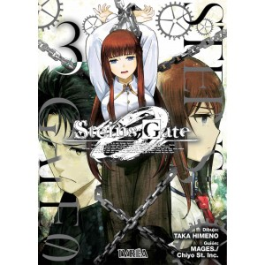 Steins Gate Zero nº 03