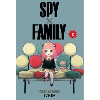 Spy X Family nº 02
