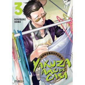 Gokushufudo: Yakuza Amo de Casa nº 03