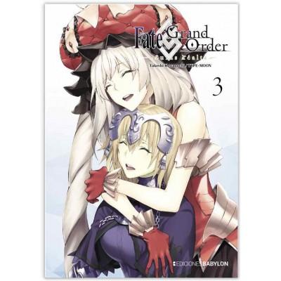 Fate / Grand Order Turas Realta nº 03