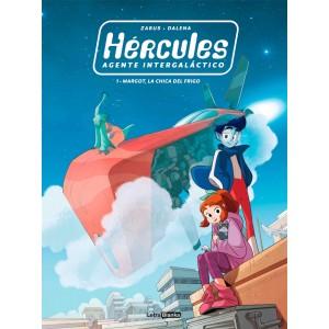 Hércules, Agente intergaláctico