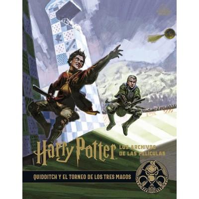 Harry Potter: Los archivos de las películas 7. Quidditch y el Torneo de los Tres Magos