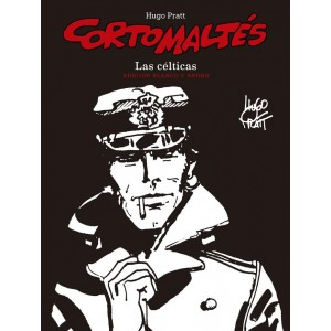 Corto Maltés. Las Célticas. Edición en blanco y negro