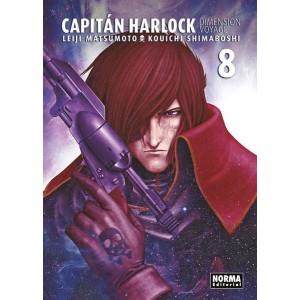 Capitán Harlock. Dimension Voyage nº 08