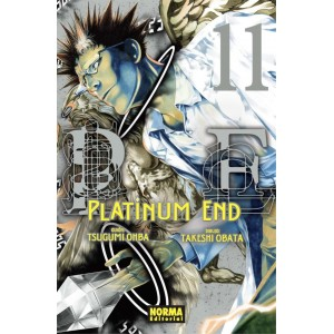 Platinum End nº 11
