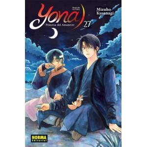 Yona, princesa del amanecer nº 27