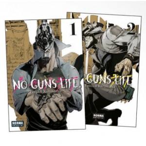 No Guns Life Pack de Iniciación nº 01 / nº 02