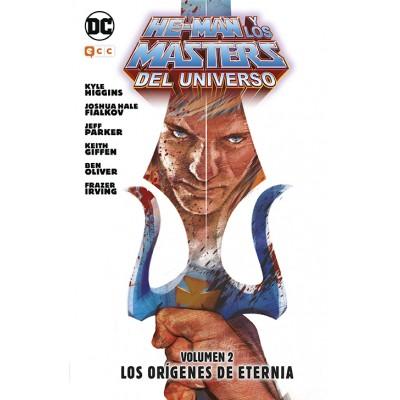 He-Man y los Masters del Universo nº 02