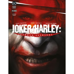 JOKER / HARLEY: CORDURA CRIMINAL VOL. 1 DE 3 (Edición DC Black Label)