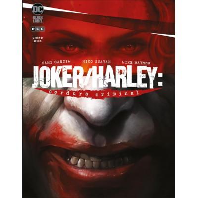 JOKER / HARLEY: CORDURA CRIMINAL VOL. 1 DE 3 (Edición DC Black Label)