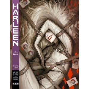 HARLEEN VOL. 3 DE 3) (Edición DC Black Label)