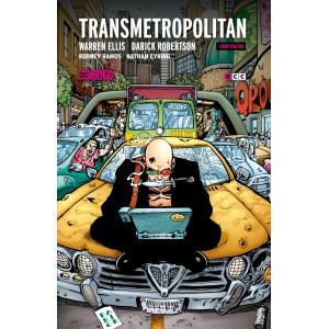 Transmetropolitan vol. 4 de 5 (Nueva edición)
