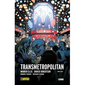 Transmetropolitan vol. 5 de 5 (Nueva edición)