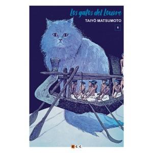 Los Gatos del Louvre nº 02 de 2