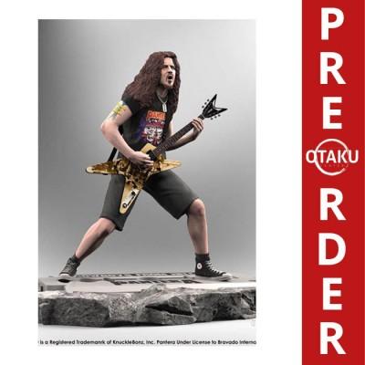 Pantera Estatua Rock Iconz Dimebag Darrell