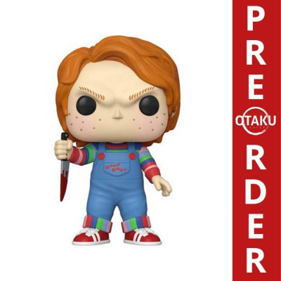 Funko Pop! Chucky el muñeco diabólico Super Sized POP! - Chucky