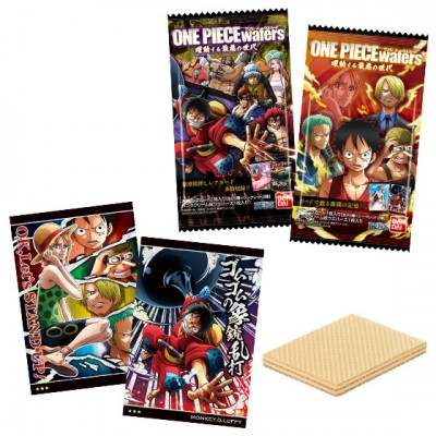 One Piece Wafer -Scrambling Worst Generation-